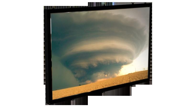 19″ HD REMOTE ELECTRONICS BULKHEAD DISPLAY
