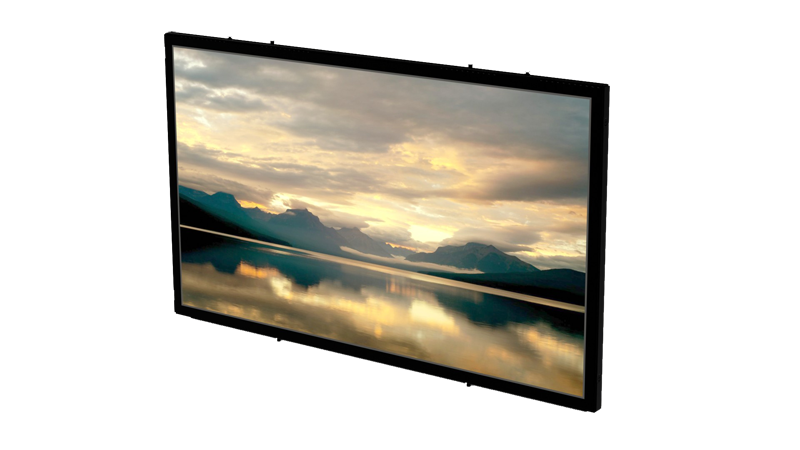 24″ HD Remote Electronics Bulkhead Display