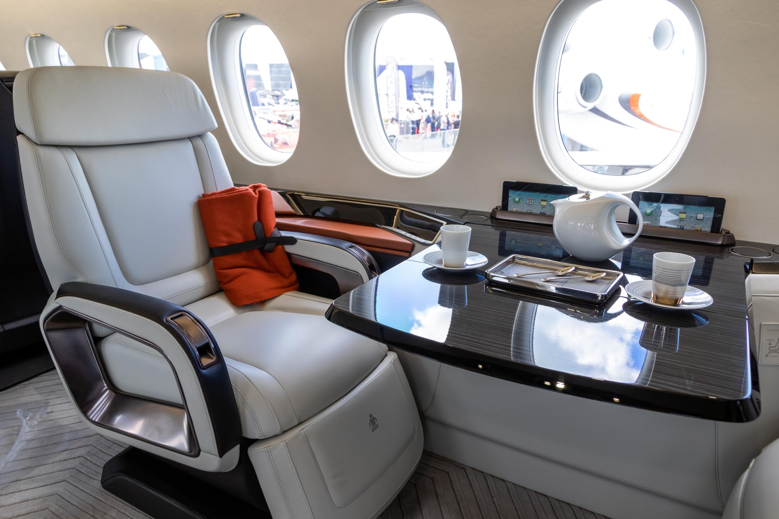 Premium Economy Class Flying Experience