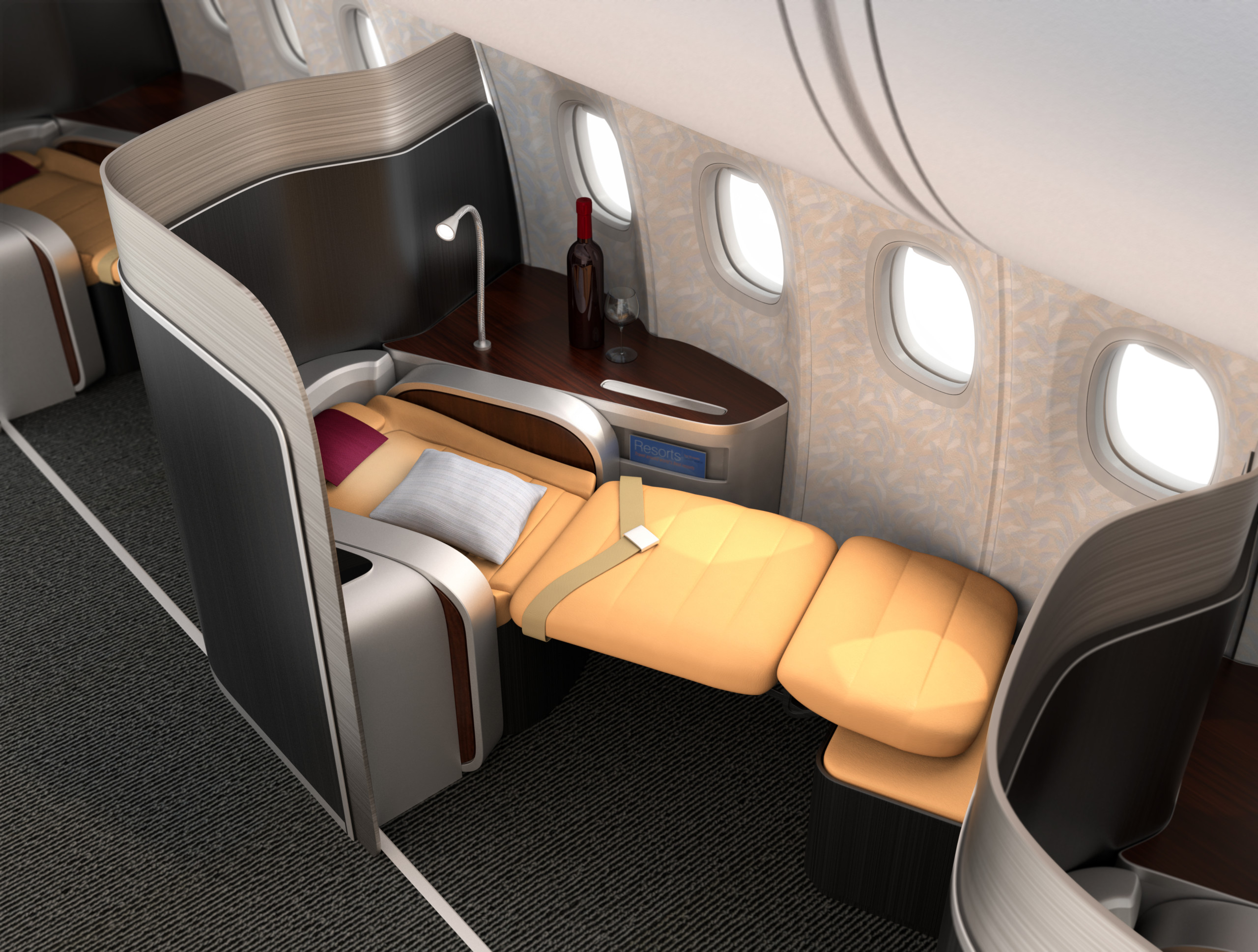 What Is Aircraft Cabin Design?