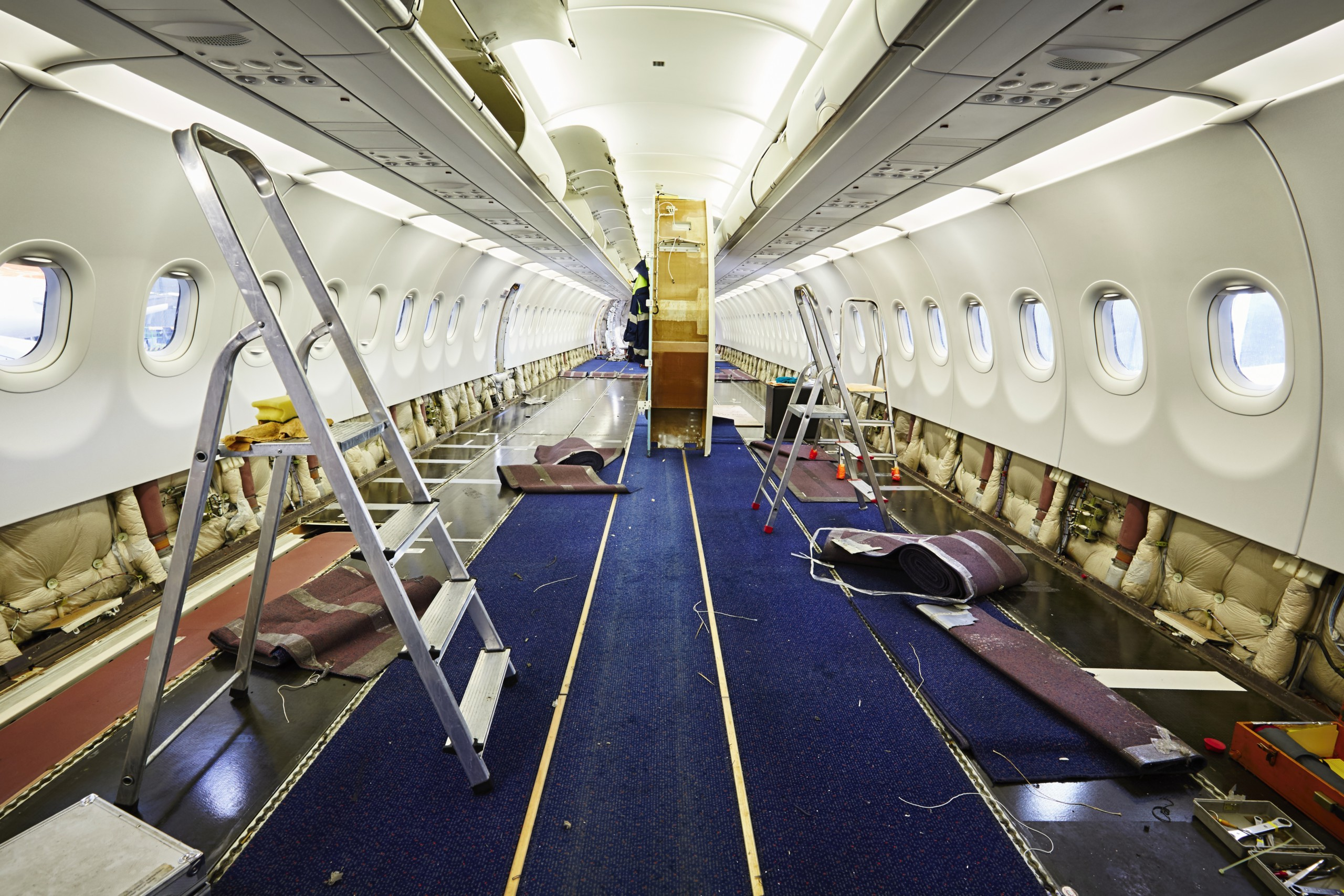 Where to Get Design Influences for Your Aircraft Cabin Remodel