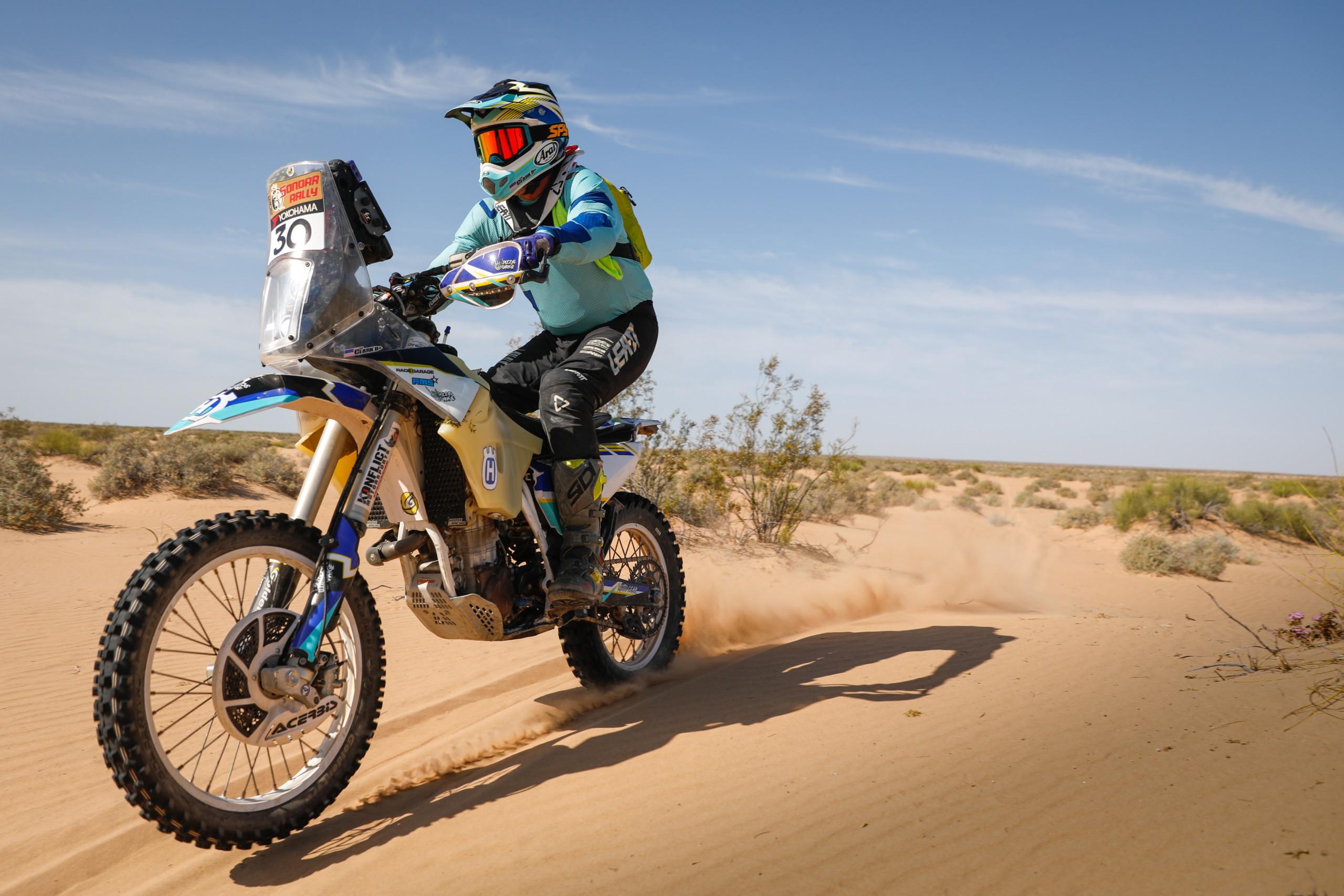 Sonora Rally Race Report – Lee Clark