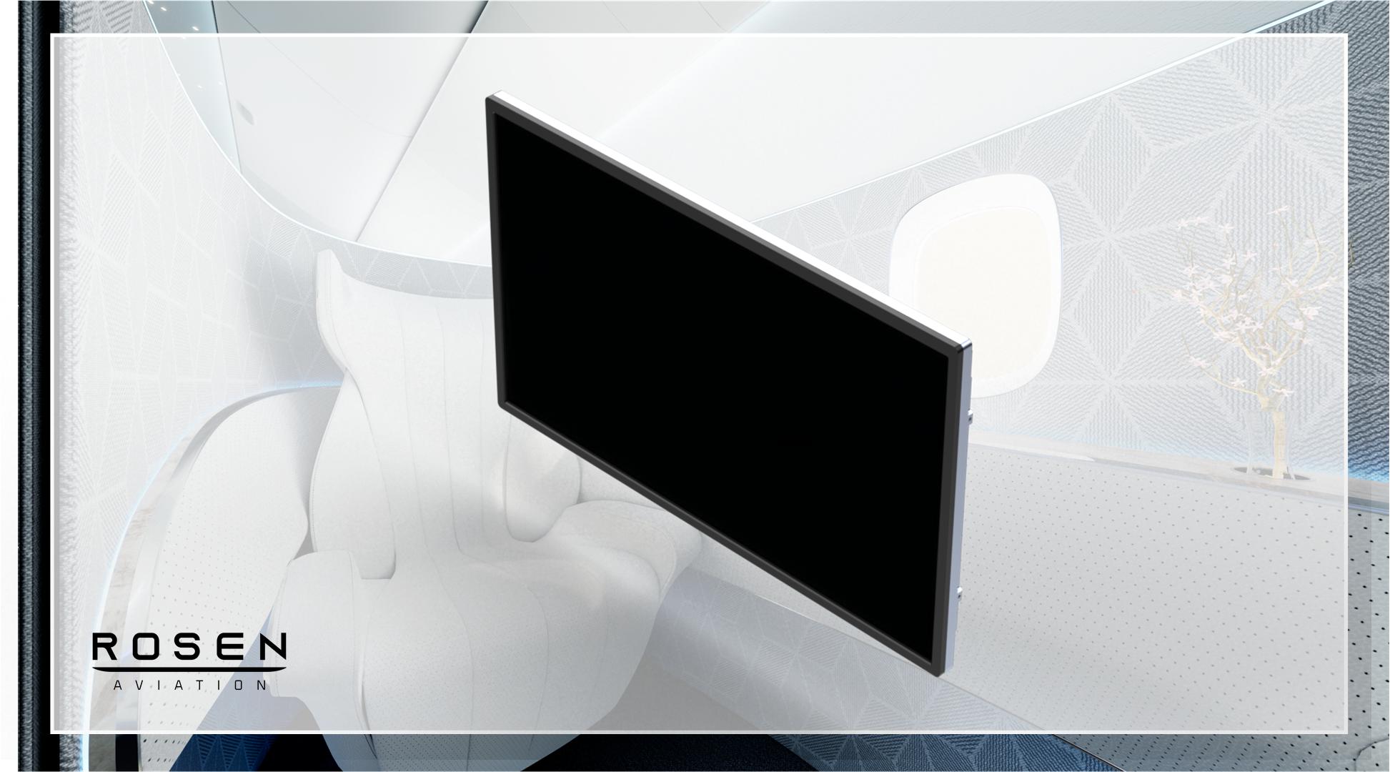 32″ 4K UHD Smart HDMI Monitor
