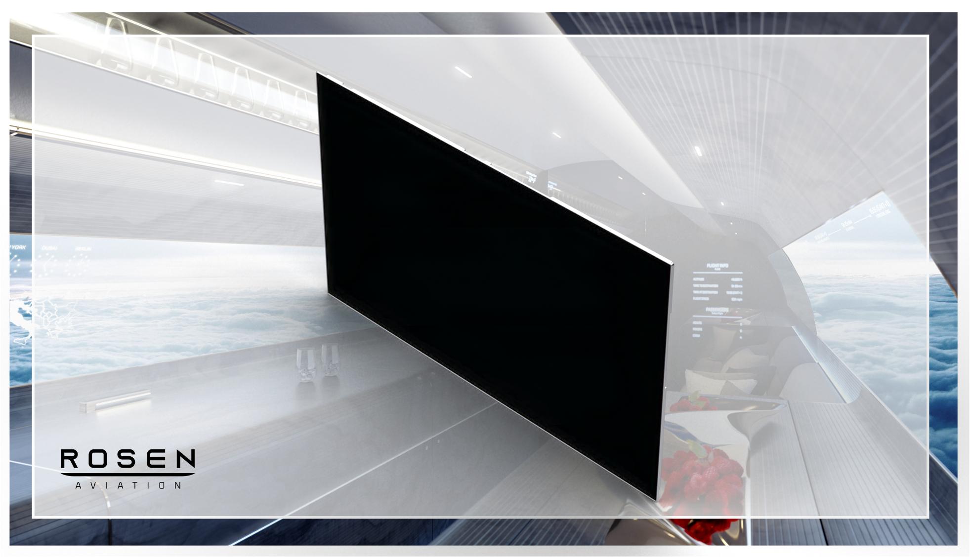 55″ 4K UHD OLED Display